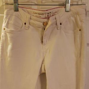 KATE spade size 27 jeans